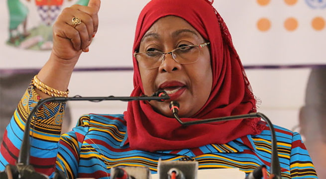 Suluhu on Course to Become Tanzania's First Female President
