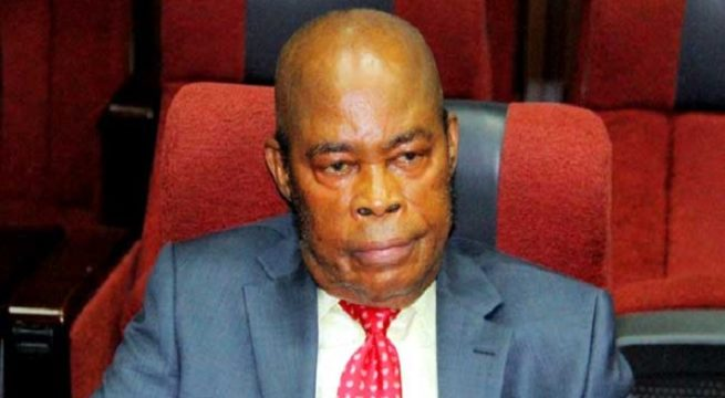 Justice of Supreme Court, Sylvester Ngwuta is Dead