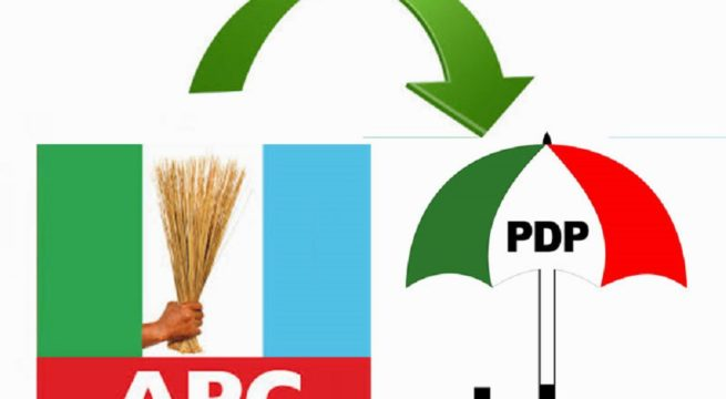 Two Lawmakers Dump APC for PDP in Bauchi