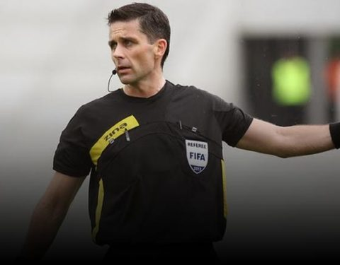 Cape Verde Referee Duarte To Officiate Nigeria, Lesotho AFCON Qualifier