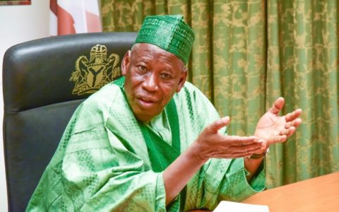 Ganduje Asks FG to Re-Open Kano Airport for International Flight