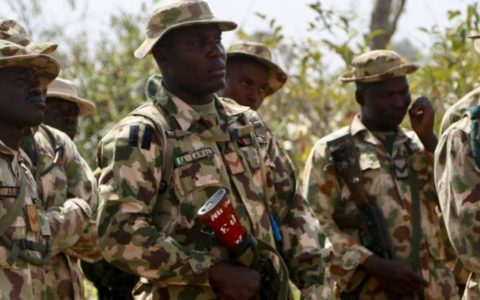 Troops Arrest Fulani Suspects With Vehicle Load Of Rifles In Abuja