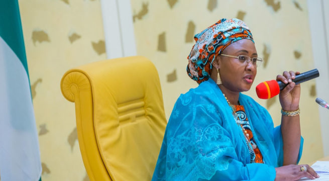 Why I Chose to Receive Treatment in Nigerian Hospital, Rather Than Travel Abroad – Aisha Buhari