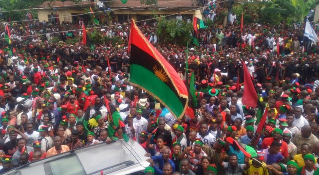 IPOB Not in Search of Money to Buy Arms, Relies on Local Production, IPOB Replies DSS
