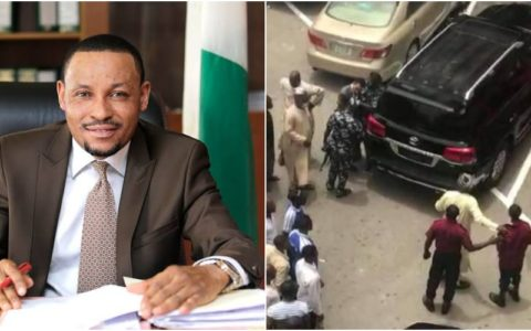 NBA Frowns at Alleged Assault of Security Guard by CCT Chair