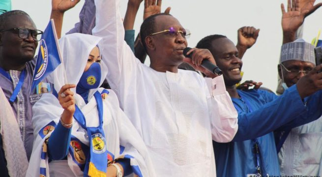 Chad President Vies for Sixth Term in Power