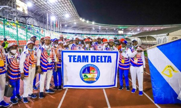 Delta Claims 2020 National Sports Festival Top Spot with 384 Medals
