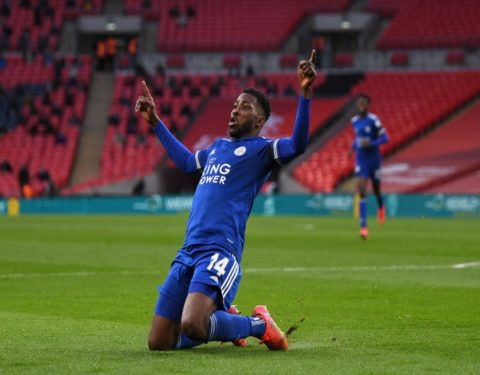 'He's Been Incredible' – Rodgers Lauds Iheanacho's Match Winning Performance