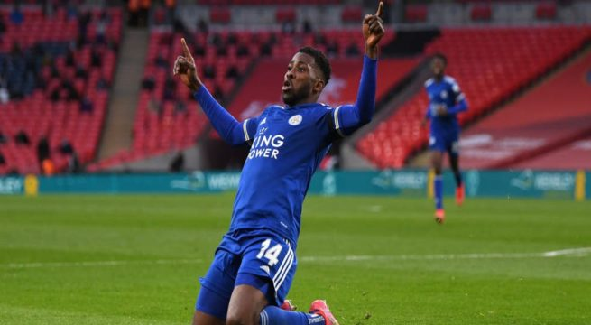 Iheanacho Becomes Sixth Nigerian to Bag at Least 30 EPL Goals