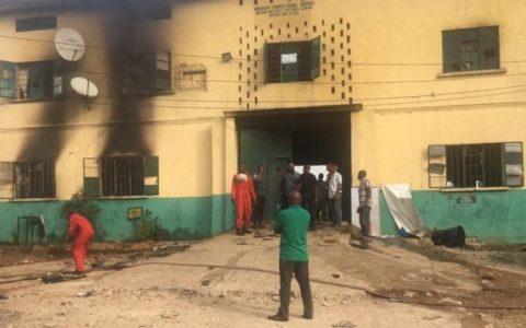 Imo Prison Attack: 6 Inmates Returned, 35 Refused to Escape – Prison Service Chief