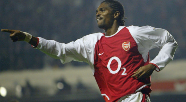 Anichebe: Kanu Endeared Arsenal to Nigerians, Africans