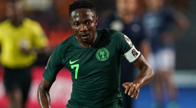 Super Eagles Captain, Musa Signs for Kano Pillars
