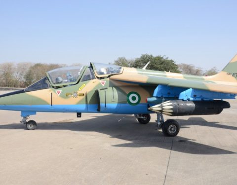 Identities of Two Pilots in Missing NAF Fighter Jet Revealed