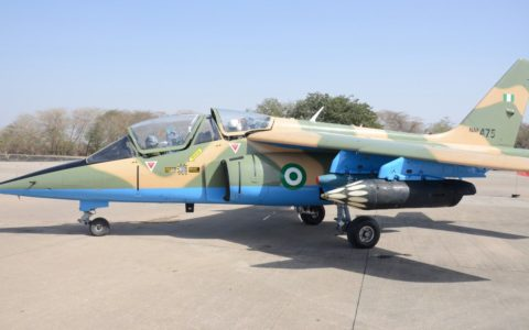 Nigerian Air Force Reacts to Boko Haram's Claim of Shooting Down Alpha Jet