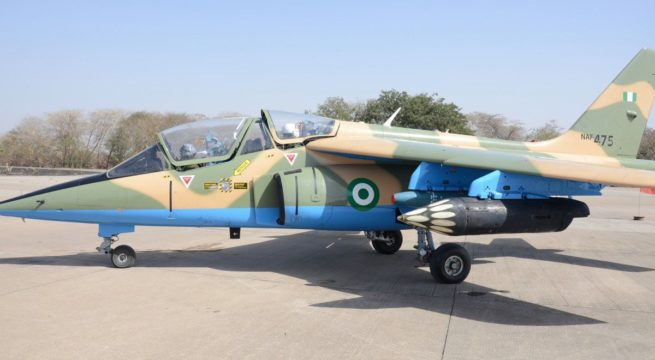 Missing Fighter Jet May Have Crashed, Two Pilots Unaccounted for – Air Force