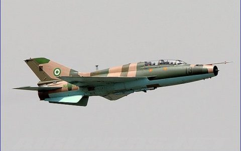 BREAKING: NAF fighter Jet loses Radar Contact in Borno, Whereabouts Unknown