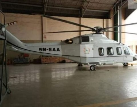 FG suspends Adeboye's Helicopter from flying