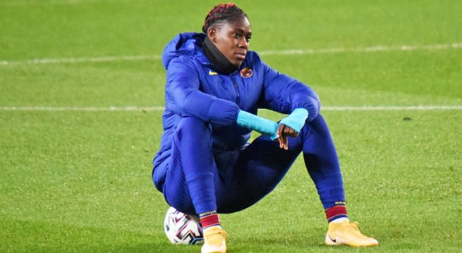 Oshoala Undergoes Surgery