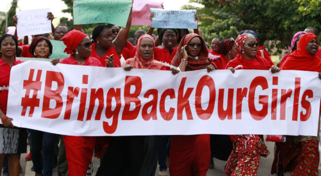 BBOG Releases Names of 112 Chibok Schoolgirls Still Held Captive