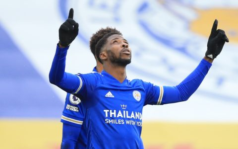 'He's A Different Player ' – Rodgers Talks Up Leicester City Hero Iheanacho