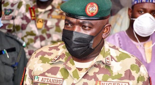NAF Explains Why Younger Pilots Were Allowed to Fly Army Chief