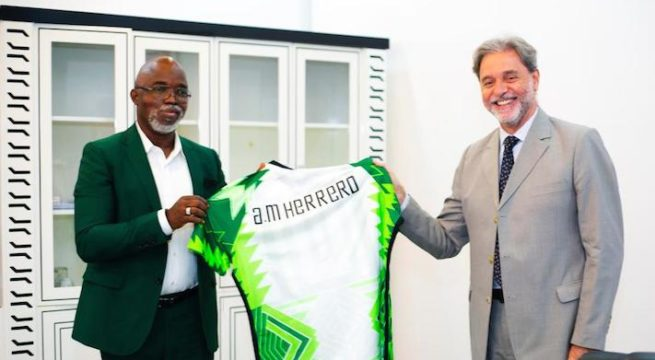 Argentina Canvasses Stronger Footballing Rapport with Nigeria