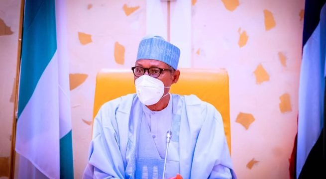 Buhari Calls Wife of Late Chief of Army Staff, After Failing to Attend Burial