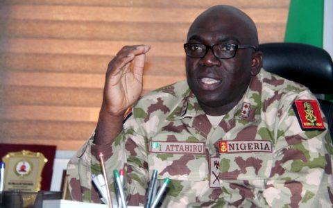 Nigerian Army Debunks killing Igbo, Christian Soldiers
