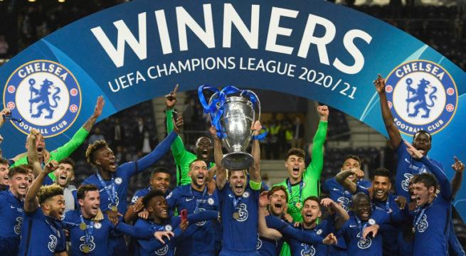 Mikel Obi Lauds Chelsea's UCL Win