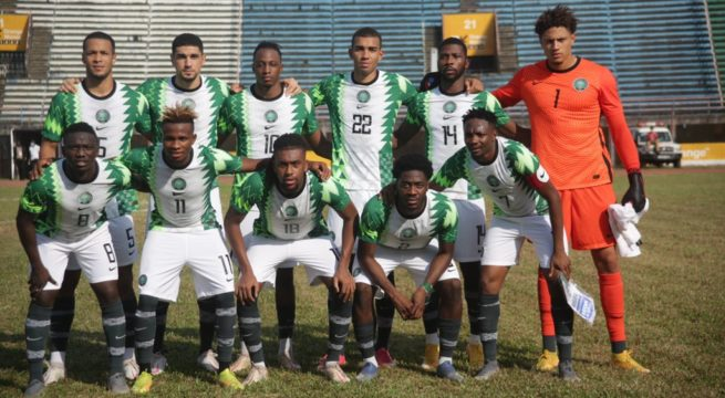 Super Eagles to Play Mexico in June Friendly – NFF