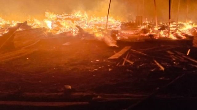 Port Harcourt Market Hit by an Explosion
