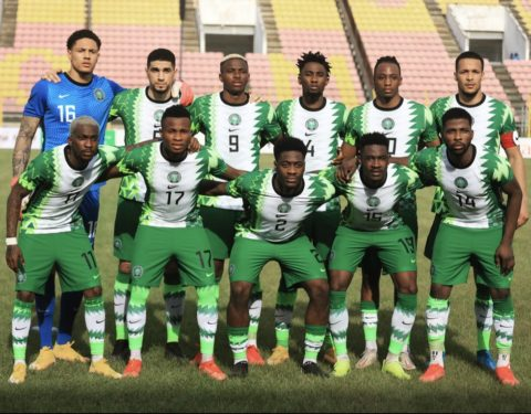 Rohr Picks Musa, Ekong, 22 Others for Cameroon International Friendly