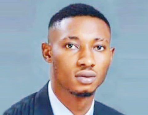 Missing IMSU 300-Level Law Student Found in Mortuary
