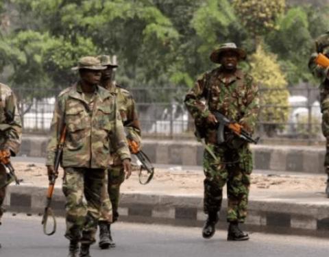 Nigerian Army Changes Boko Haram War Codename to Hadin Kai