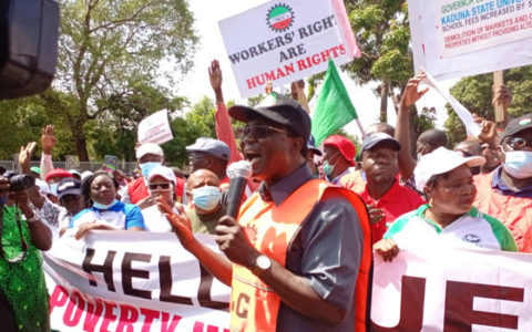 NCL Talks Tough, Ask El-Rufai to Reinstate Disengaged Workers