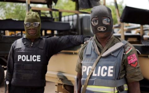 Police arrest Four Suspects for Burning its Command in Imo