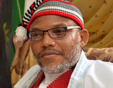 There Is A Terror Group Now In Lagos - Nnamdi Kanu