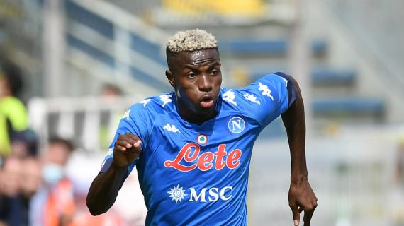Osimhen Helps Napoli Edge Closer To Champions League Qualification With Fiorentina Win