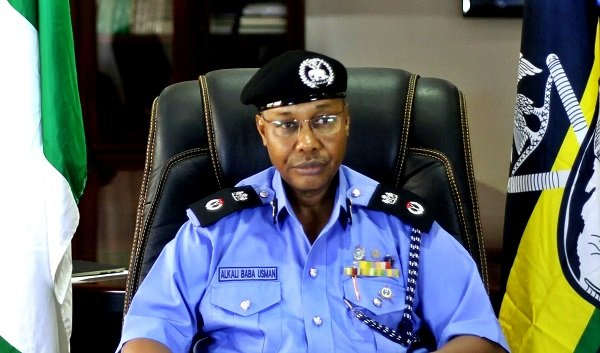 IG Orders Policemen to Be Ruthless with Secession Agitators