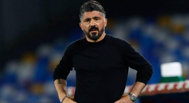 Osimhen Loses Coach As Napoli Sack Gattuso