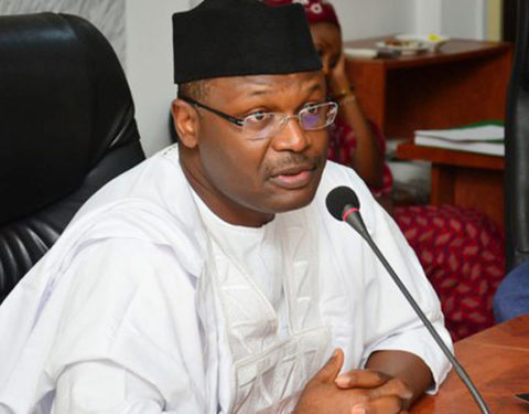 41 INEC Offices Destroyed in 14 States - Chairman