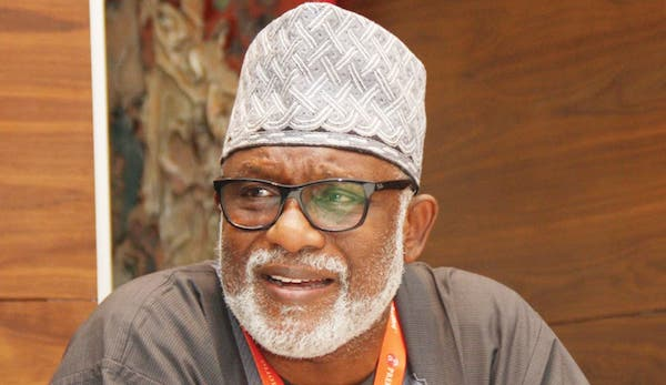 June 12: Akeredolu Faults Federal police structure