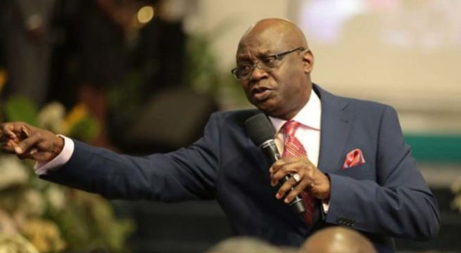 Bakare Blames Country's Woes on Corrupt Leaders