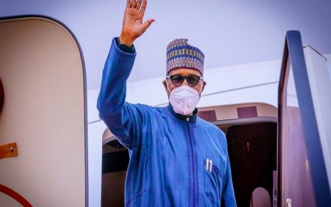 Buhari Jets Out to London for Medical Check-up
