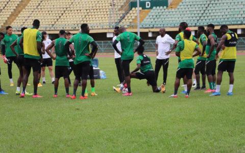 Mexico vs. Nigeria: Super Eagles Get US Visas