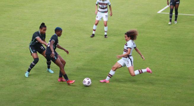 US Summer Series: Oliseh Applauds Falcons Brave Comeback Vs Portugal