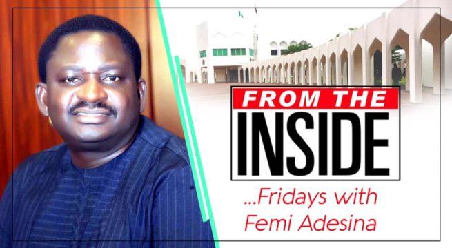 Ngige's Sermon on the Mount, by Femi Adesina