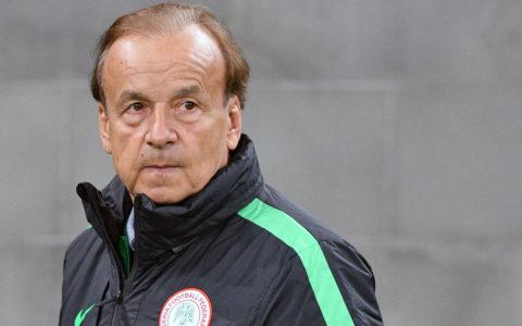 Nigeria Lacks Quality to Reach World Cup Semis – Rohr