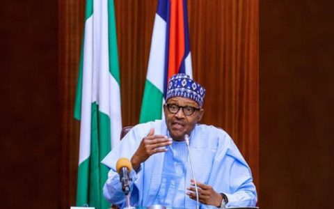 President Buhari Solicits for Support of Appeal Court President to Combat Corruption