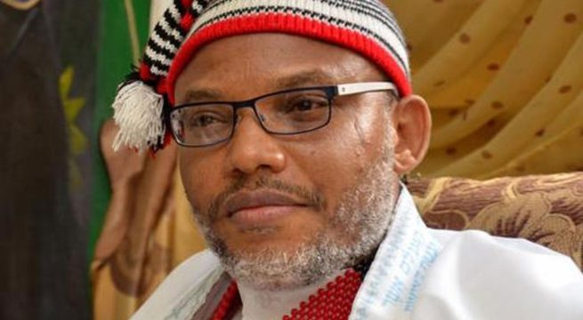 Nnamdi Kanu Replies AGF Malami's Alleged Comments Against IPOB, Ighoho